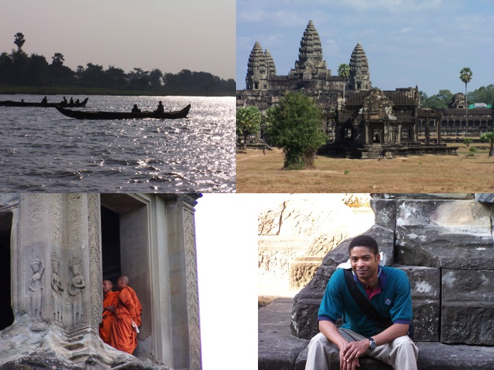 Tonle Sap River, Angkor Wat, Cambodia